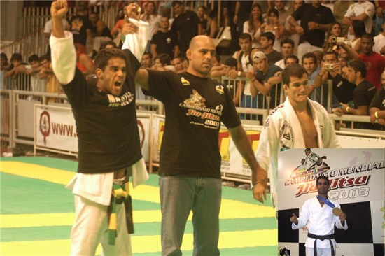 Felipe Costa Black Belt World Champion