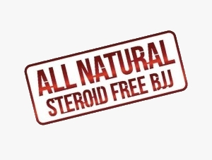 All natural steroid free BJJ